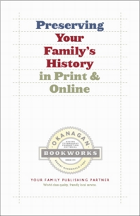 Preserving Your Family's History - The Booklet